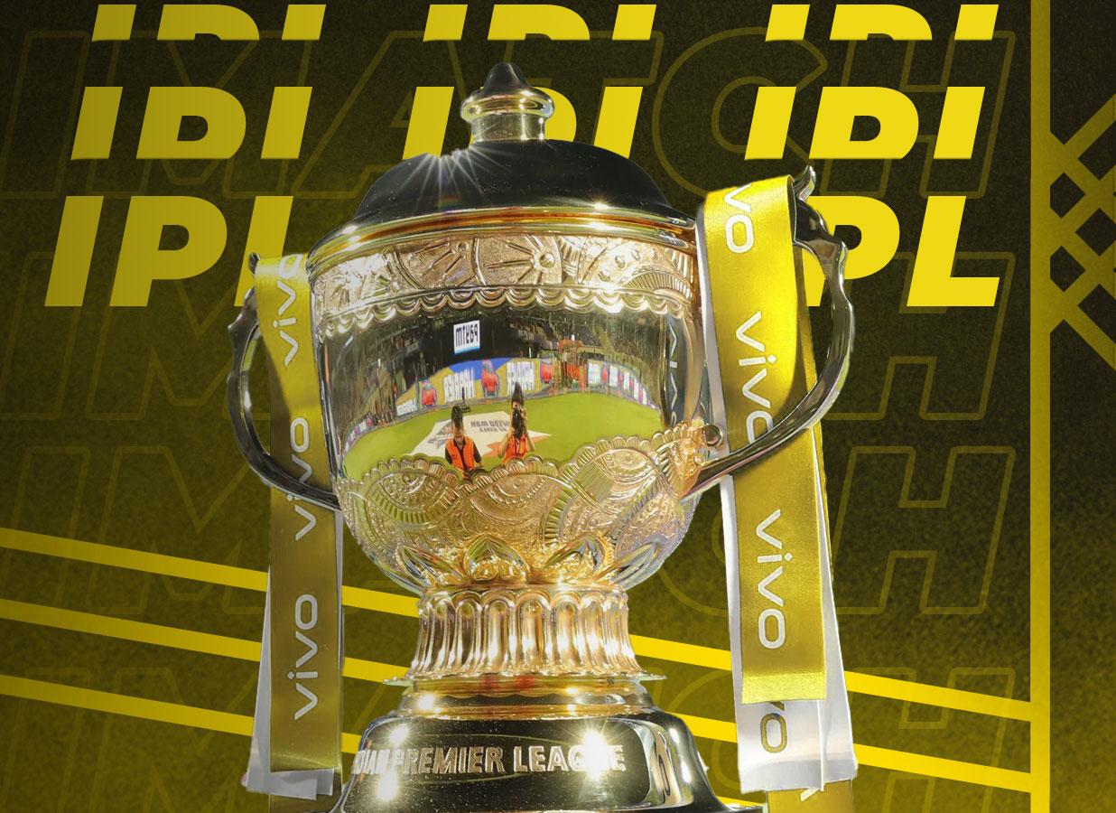 Bets in IPL.