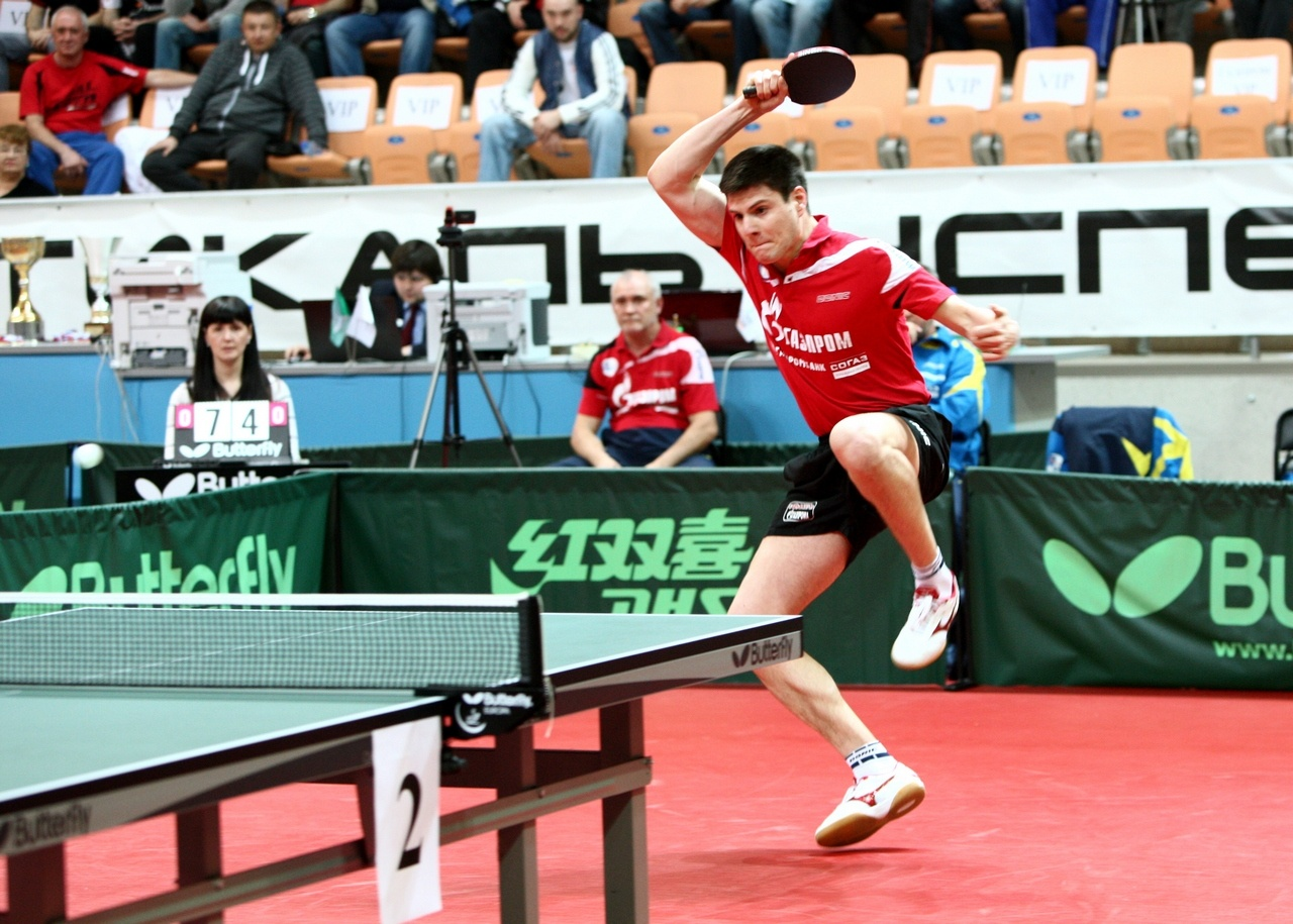 Betting on table tennis.
