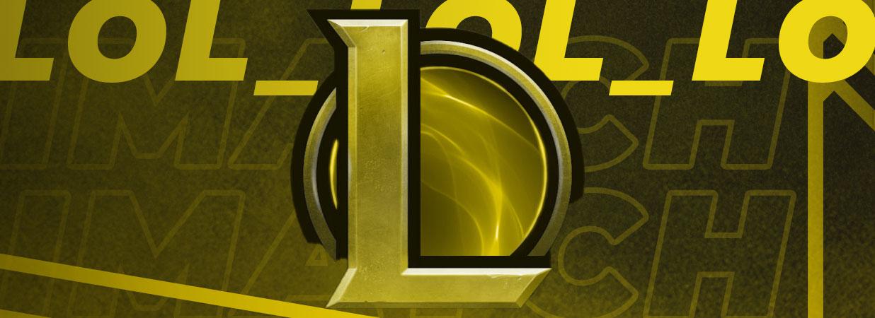 Bets on League of Legends on Parimatch.