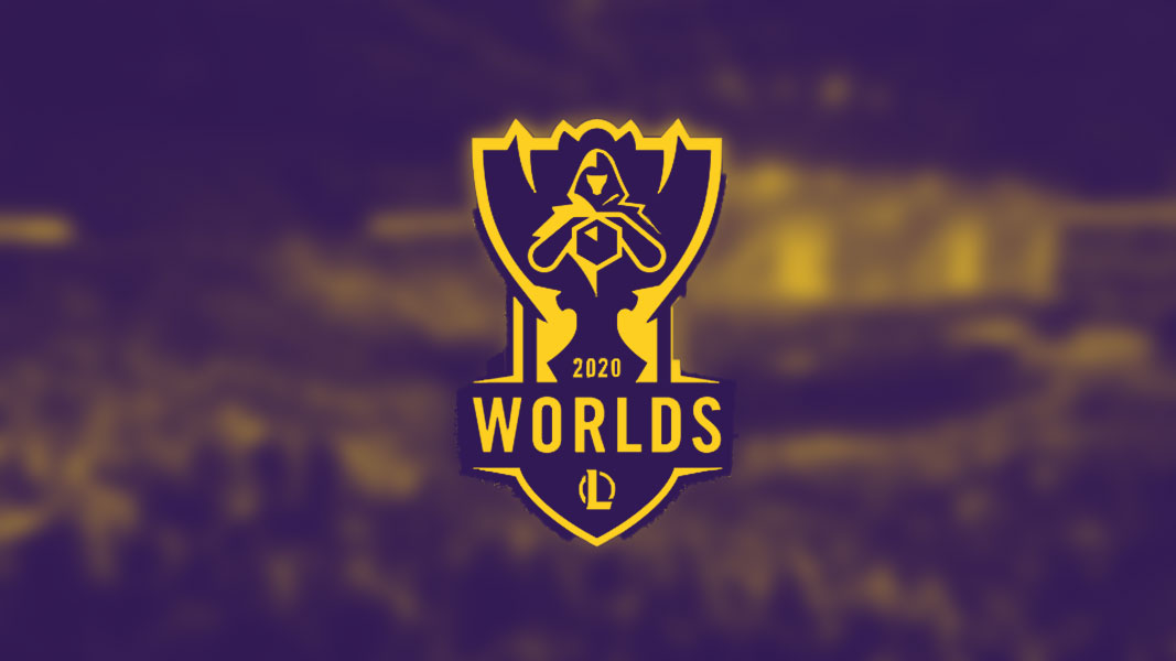 Worlds - the major tournament at LOL.