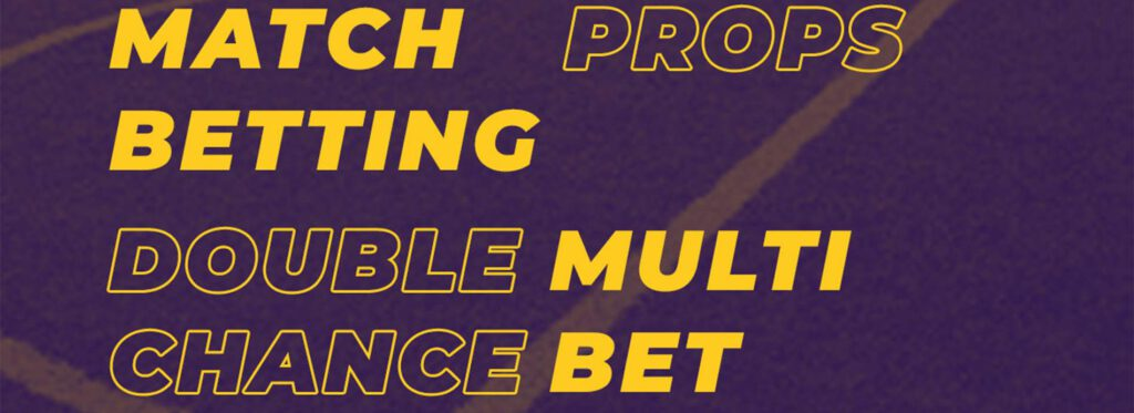 football betting types.