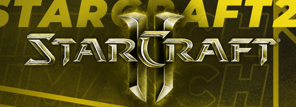 Starcraft 2 bets on Parimatch.