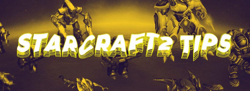 Starcraft 2 useful betting tips.