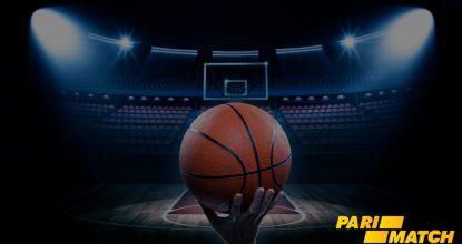 Basketball Betting on Parimatch