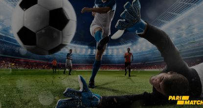 Football Betting Online on Parimatch