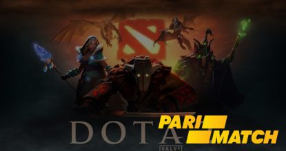 Dota 2 Betting with Parimatch