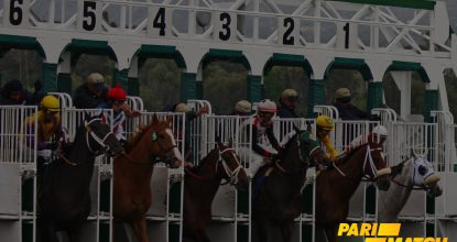 Horse Racing Betting at Parimatch