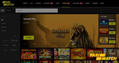 Why sports betting is most popular in an online casino?