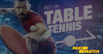 Parimatch Table Tennis Betting
